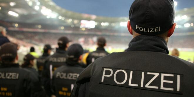 Polizei gut gerüstet für EM 2021