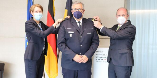 Polizeipräsidium Mannheim unter neuer Leitung
