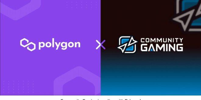 Polygon und Community Gaming haben sich für skalierbare eSports-Turniere zusammengeschlossen