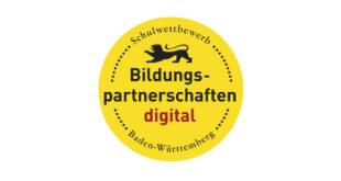 """Preisverleihung beim Schulwettbewerb """"Bildungspartnerschaften digital"""""""