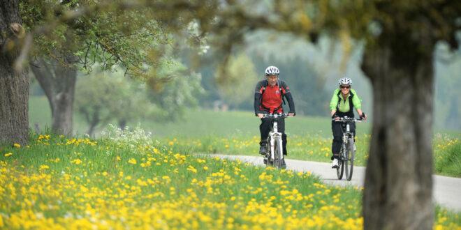 Radfahren ist klimafreundlich, praktisch und gesund