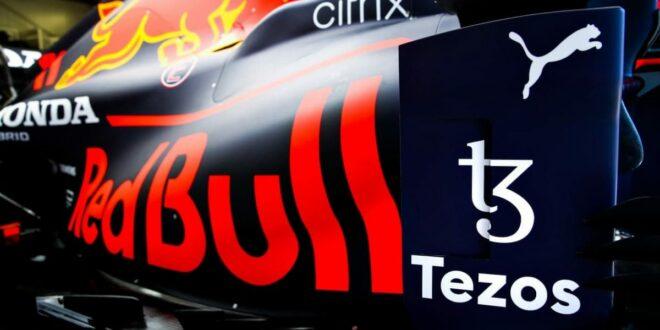 Red Bull Racing Honda arbeitet mit Tezos zusammen, um erstmals NFT-Erfahrungen zu sammeln