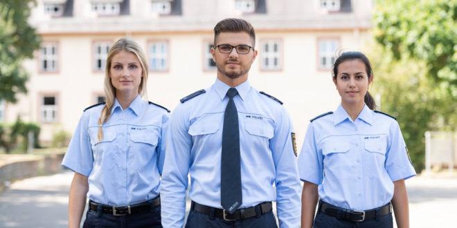 Rekrutierungskampagne der Polizei