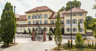 Renovierung des Schlosses in Edingen-Neckarhausen abgeschlossen