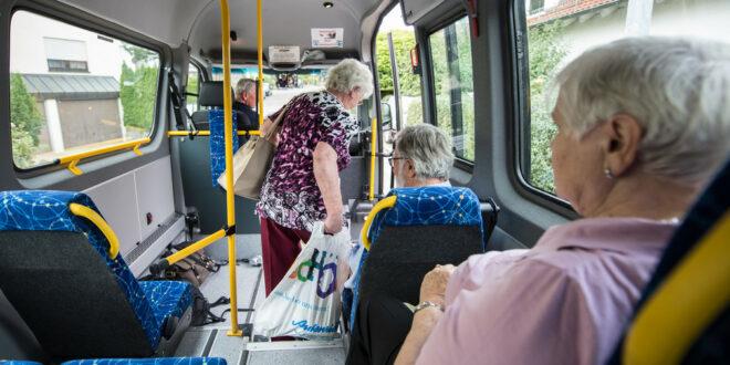 Ridepooling wird in Mannheim implementiert