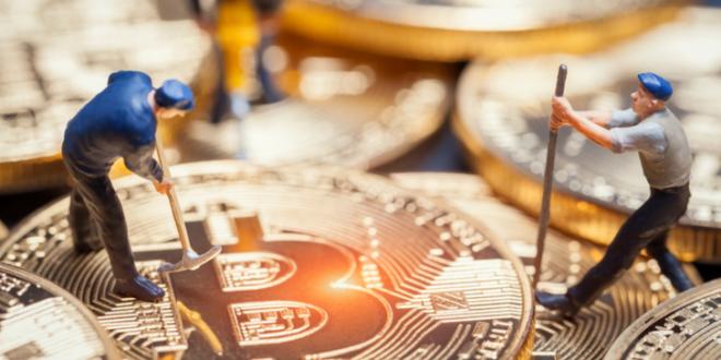Riot Blockchain hat im September 2021 406 Bitcoins abgebaut