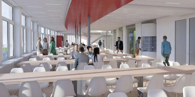 Sanierung und Erweiterung der Mensa der Technischen Fakultät der Universität Freiburg