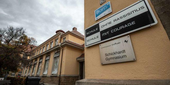 Am Schickhardt-Gymnasium hängt der Schulfrieden schief. Foto: Lichtgut//Leif Piechowski