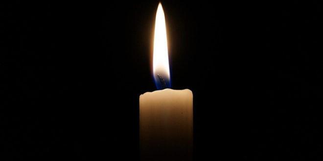 Schweigeminute für Polizeibeamte, die im Dienst gestorben sind
