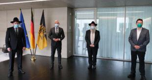 Sechs Monate als Polizeirabbiner bei der Polizei Baden-Württemberg