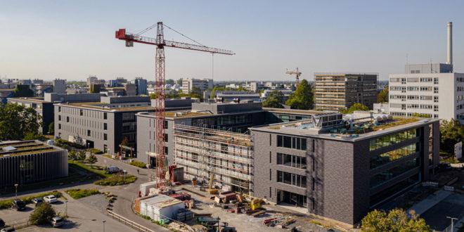 Shell des Instituts für Molekulare Systemtechnik abgeschlossen