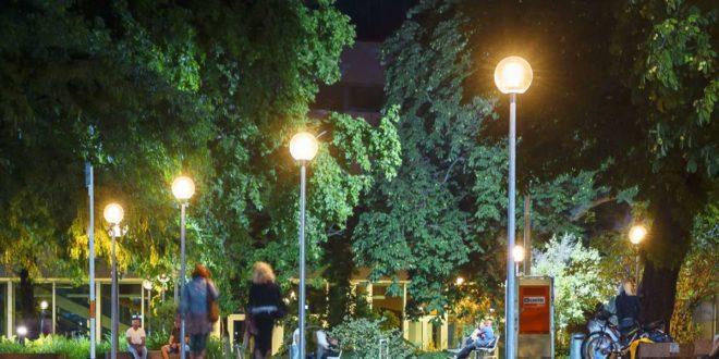 Die neuen Lampen können heller oder dunkler scheinen. Foto: Lichtgut/Julian Rettig