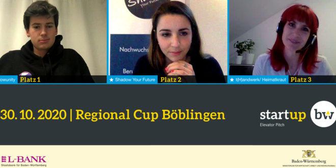 Sieger beim Regional Cup Böblingen