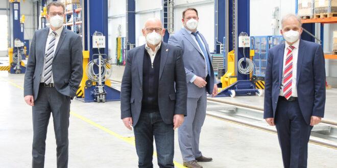 """Siemens Mobility und SWEG vereinbaren eine Zusammenarbeit im Netzwerk """"Ortenau"""""""