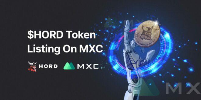 Social Defi Token HORD an der MXC Exchange gelistet