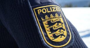 Wappen von Baden-Württemberg auf dem Ärmel einer Polizeiuniform. (Bild: Innenministerium Baden-Württemberg)