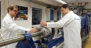 REACT-EU-Entwicklungshilfe stärkt Forschungsinfrastruktur