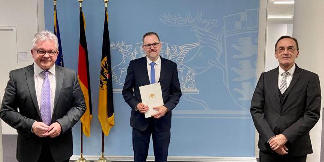 Staatsanwaltschaft Heidelberg unter neuer Leitung