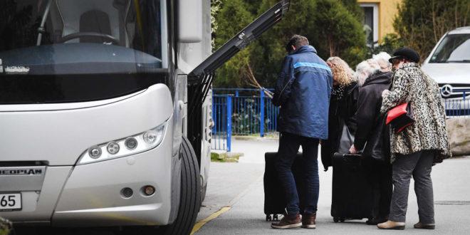 Stabilisierungshilfen für über 1.500 Reisebusse im Jahr 2020