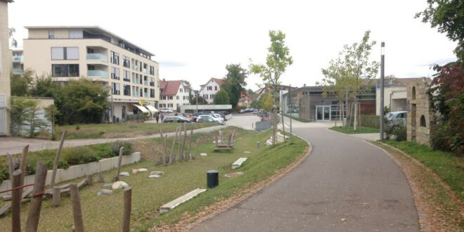 Stadterneuerung in Korntal-Münchingen erfolgreich abgeschlossen