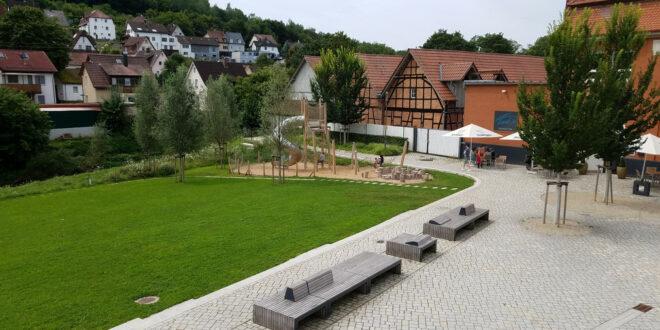 Stadterneuerung in Lorch erfolgreich abgeschlossen