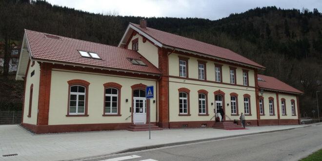 Stadterneuerungsmaßnahme in Wolfach abgeschlossen