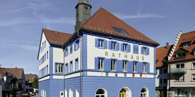 Städtebauförderung in Löffingen abgeschlossen