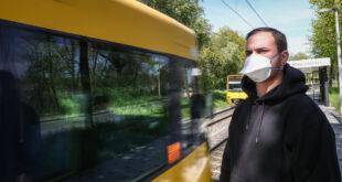 Studie zum möglichen Infektionsrisiko im öffentlichen Nahverkehr