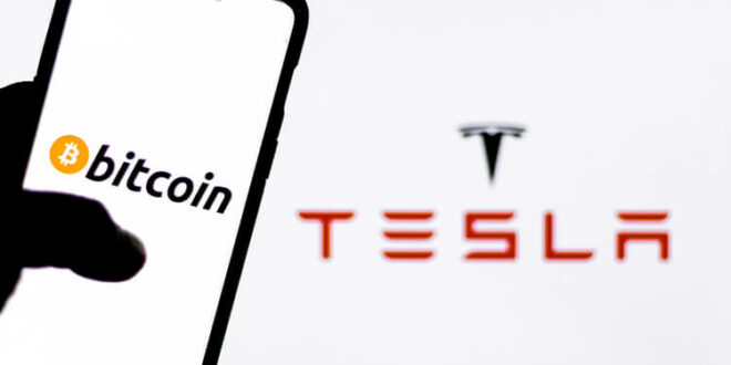 Tesla stellt die Bitcoin-Zahlungsoption ein