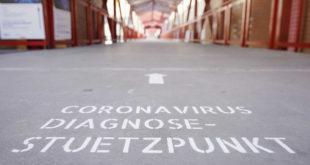 Über 1.900 Soldaten unterstützen die Koronapandemie