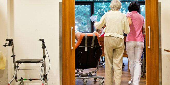 Über drei Millionen Euro für acht innovative Pflegeprojekte