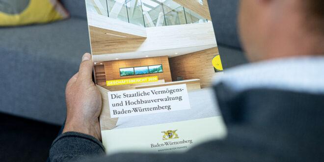 Über eine Milliarde Euro in staatliche Immobilien investiert