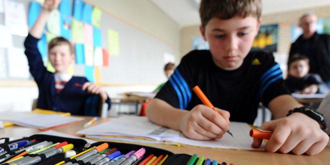 Übergänge zu weiterführenden Schulen