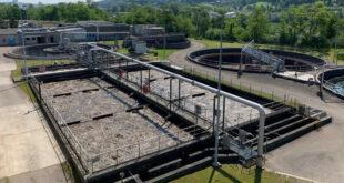 Umbau der Kläranlage Albbruck gefördert