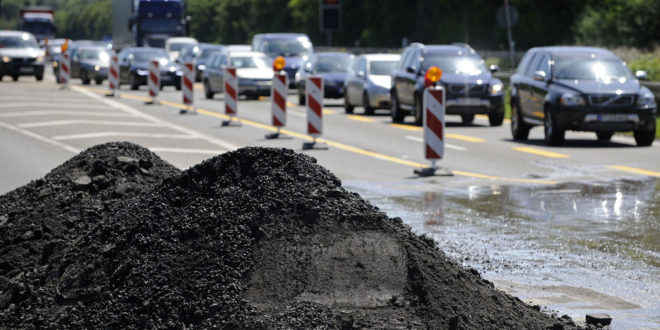 Umbau der Kreuzung Ringsheim / Rust abgeschlossen