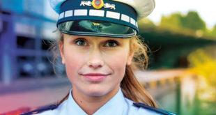 115 Polizeichefkandidaten vereidigt