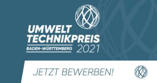Umwelttechnologiepreis 2021 bekannt gegeben