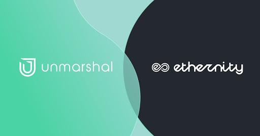 Unmarshal geht strategische Partnerschaft mit Ethernity Chain ein, um den NFT-Raum zu erweitern