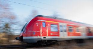 Im Schienennetz wurde ein erheblicher Erweiterungs- und Renovierungsbedarf angekündigt