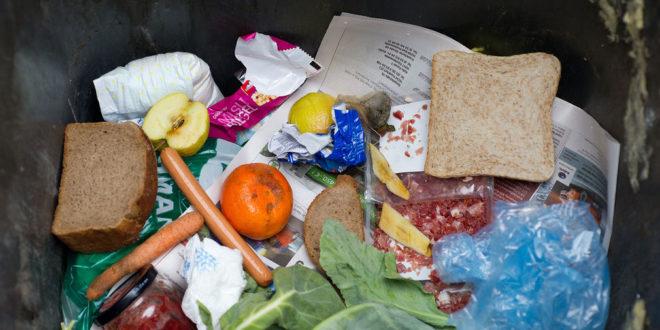 Vermeiden Sie Lebensmittelverschwendung