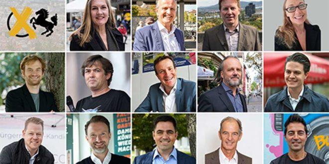 Video zur Bürgermeisterwahl in Stuttgart: Fragen an die Kandidaten: Mietdeckung für Unternehmen?