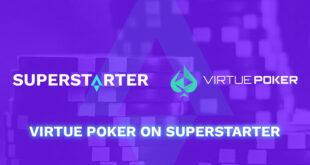 Virtue Poker startet IDO auf SuperStarter in Zusammenarbeit mit SuperFarm