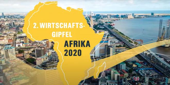 """Virtueller zweiter """"Wirtschaftsgipfel Afrika"""""""