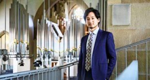 Kensuke Ohira in der Stiftskirche Foto: Lichtgut/Julian Rettig