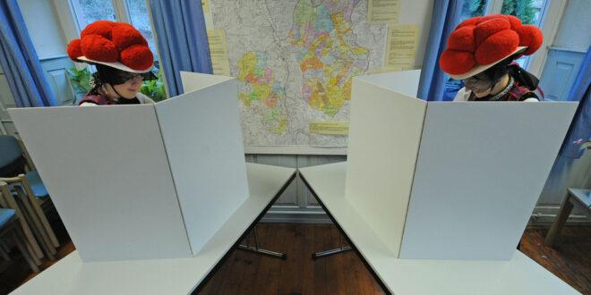 Vorläufiges offizielles Ergebnis der Bundestagswahl auf Landesebene