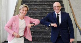 Weitere Stärkung der Partnerschaft zwischen Großbritannien und den Ländern