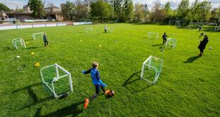 Über 13 Millionen Euro für 84 kommunale Sportstättenbauprojekte