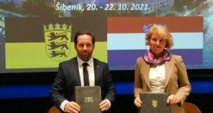 Weiterer Ausbau der Zusammenarbeit mit Kroatien