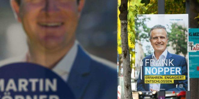 Der Wahlkampf um das Amt des Oberbürgermeisters ist in vollem Gang. Auf Stuttgarts Straßen ist das nicht mehr zu übersehen. Foto: Lichtgut/Leif Piechowski