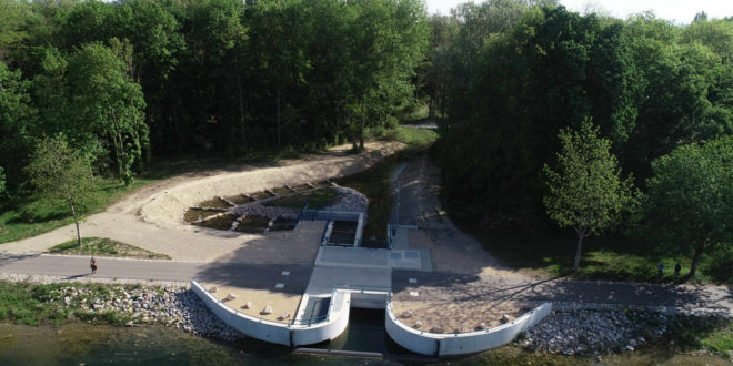 Wirksame Hochwasserschutzmaßnahmen am Oberrhein